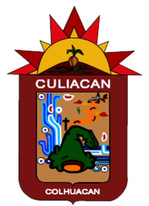 Culiacán Municipality - Image: Culiacan Escudo