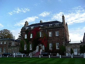 Culloden, Highland - Image: Culloden House Hotel geograph.org.uk 259875