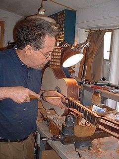 William R. Cumpiano Puerto Rican master guitarmaker
