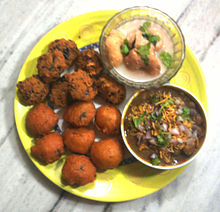 Bara, Piaji, Dahibara and Aludum are favorite of the Cuttack people