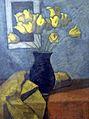 Czigány Still Life with yellow Tulips c. 1915.jpg