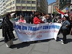 Día do traballo. Santiago de Compostela 2009 06.jpg