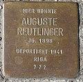 D-BW-ES-Kirchheim unter Teck - Stolperstein 'REUTLINGER, Auguste'.jpg