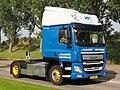 DAF truck, Van Staaveren Amsterdam.JPG