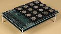 DARPA SyNAPSE 16 Chip Board.jpg