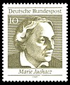 DBP Marie Juchacz 10 Pfennig 1969.jpg
