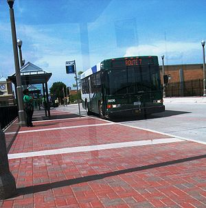 Denton County Transportation Authority - Connect at Downtown Denton Transit Center
