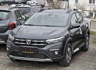 Dacia Sandero Subcompact car produced by Renault and Dacia