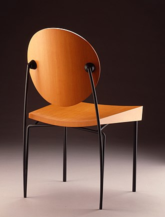 Dakota Jackson - The Vik-ter Chair by Dakota Jackson