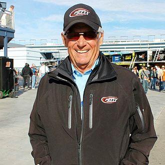 Dale Inman - Inman at Las Vegas Motor Speedway in 2014