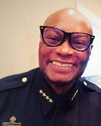David Brown (police officer) - Image: Dallas Police Chief David O Brown