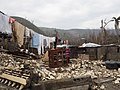 Damage to a house in Haiti after Hurricane Matthew (30988304274).jpg