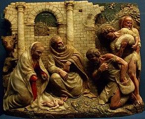 Adoración de los pastores (Damián Forment)