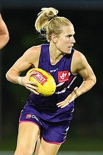 Dana Hooker Australian rules footballer