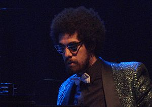 At. Long. Last. ASAP - Danger Mouse served as an executive producer, and contributed production on several of the album's tracks.
