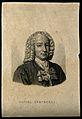 Daniel Bernoulli. Engraving. Wellcome V0000487.jpg