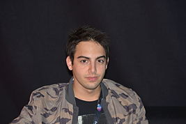 Darin at ESC2013 press center.JPG