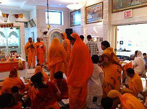 Paryushana - Das Lakshana (Paryusana) celebrations, Jain Center of America, New York City