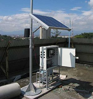 Data logger - Data logger application for weather station at P2I LIPI