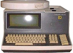 Datapoint 2200 computer