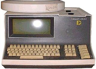 Datapoint 2200 computer terminal