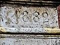 Date sur la colonne de la fontaine du haut.jpg
