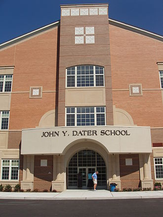 Ramsey, New Jersey - The new John Y. Dater Elementary School was built in 2006.