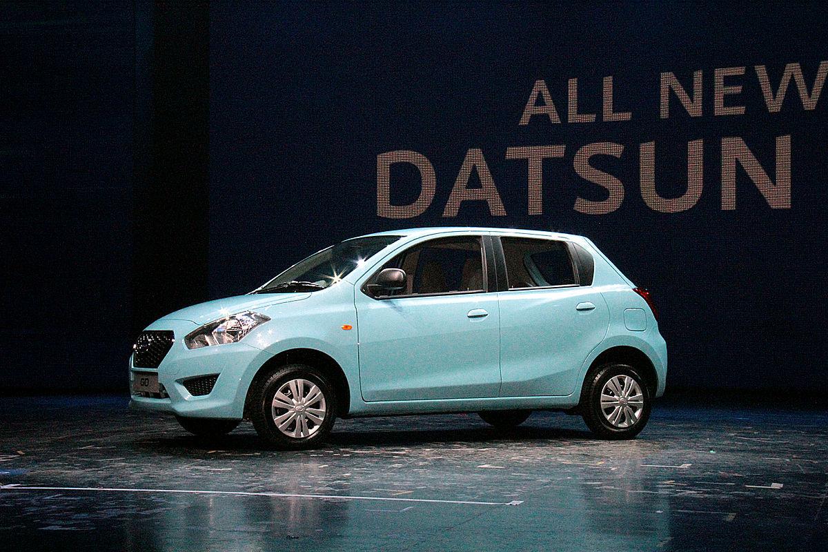 Datsun Go - Wikipedia