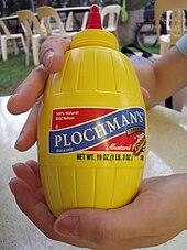 American Yellow Mustard Edit