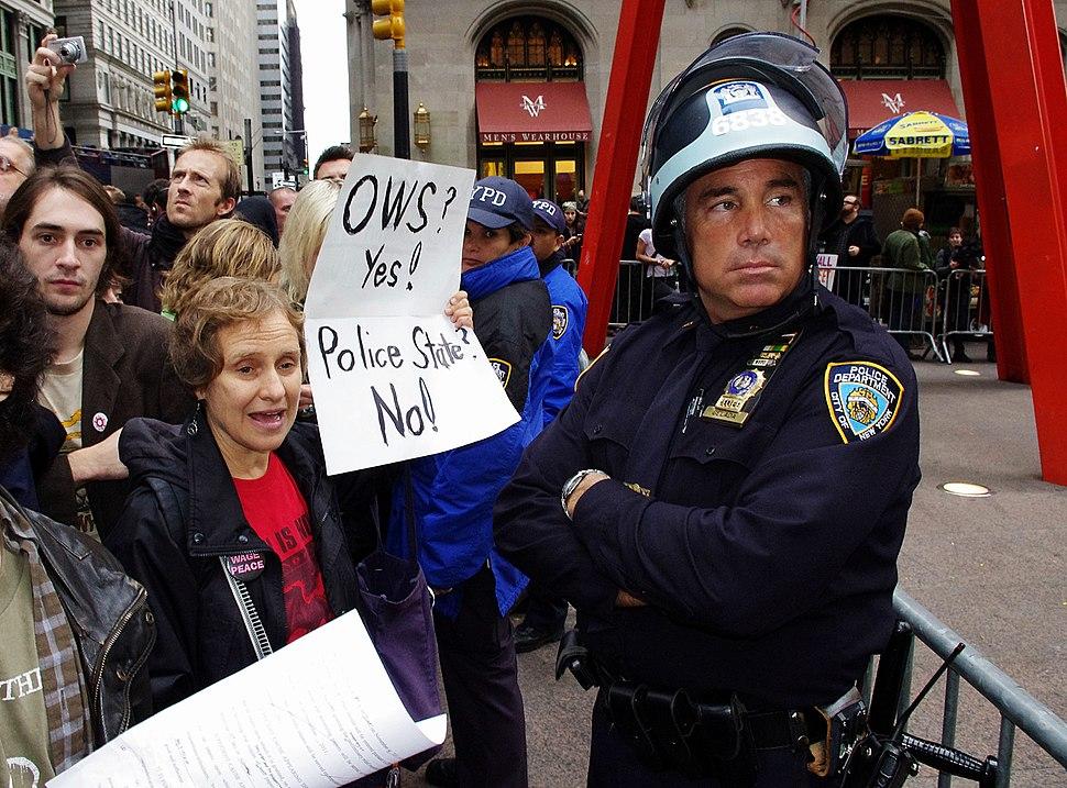 Day 60 Occupy Wall Street November 15 2011 Shankbone 43