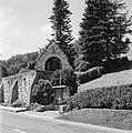 De kapel aan de weg tussen Küssnacht en Luzern op haar oude locatie (tot 1960), Bestanddeelnr 254-3625.jpg
