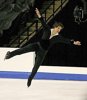 Ryan Jahnke American figure skater