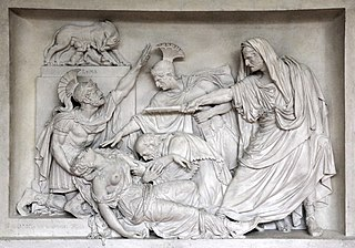 Death of Lucretia by Victor Sappey-MG 253