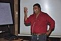 Debiprasad Duari Presentation - Professional Enrichment Programme On Astronomy Awareness - NCSM - Kolkata 2011-09-21 5558.JPG