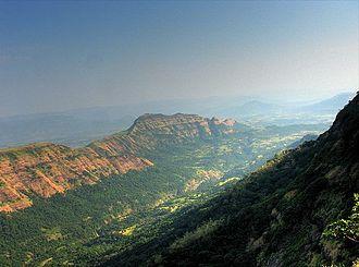 Deccan Plateau - Deccan Traps in Maharashtra