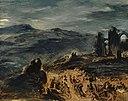 Delacroix - Scène de Sabbat, um 1831–1833.jpg