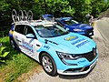 Delko Marseille Provence support car (2019 Tour of Slovenia).jpg