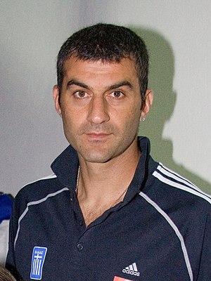 Traianos Dellas - Image: Dellas 2008