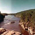 Dells of the Wisconsin River, 1987.jpg