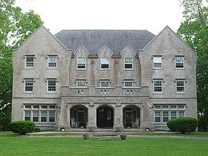 Delta Kappa Epsilon - Delta Kappa Epsilon Fraternity House, DePauw University