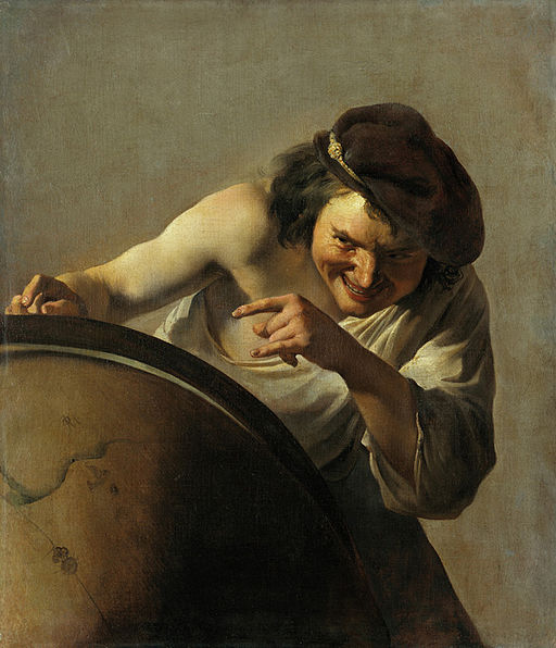 Democritus by Johannes Moreelse 02