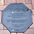 Denis Clover memorial plaque in Dunedin.jpg