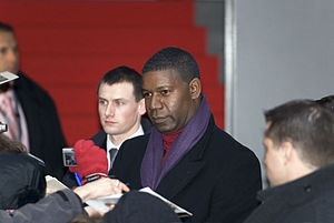 Critical reaction to 24 - Dennis Haysbert received praise from critics for his portrayal of David Palmer