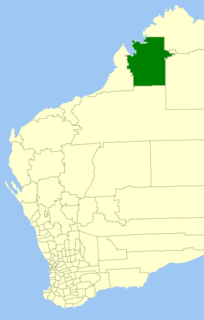 Shire of Derby-West Kimberley Local government area in Western Australia