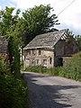 Derelict cottage, Sorley - geograph.org.uk - 1354286.jpg