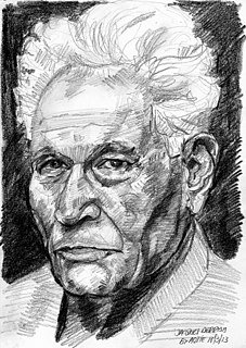 Jacques Derrida French philosopher