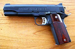 Magnum Research - Magnum Research Desert Eagle 1911G
