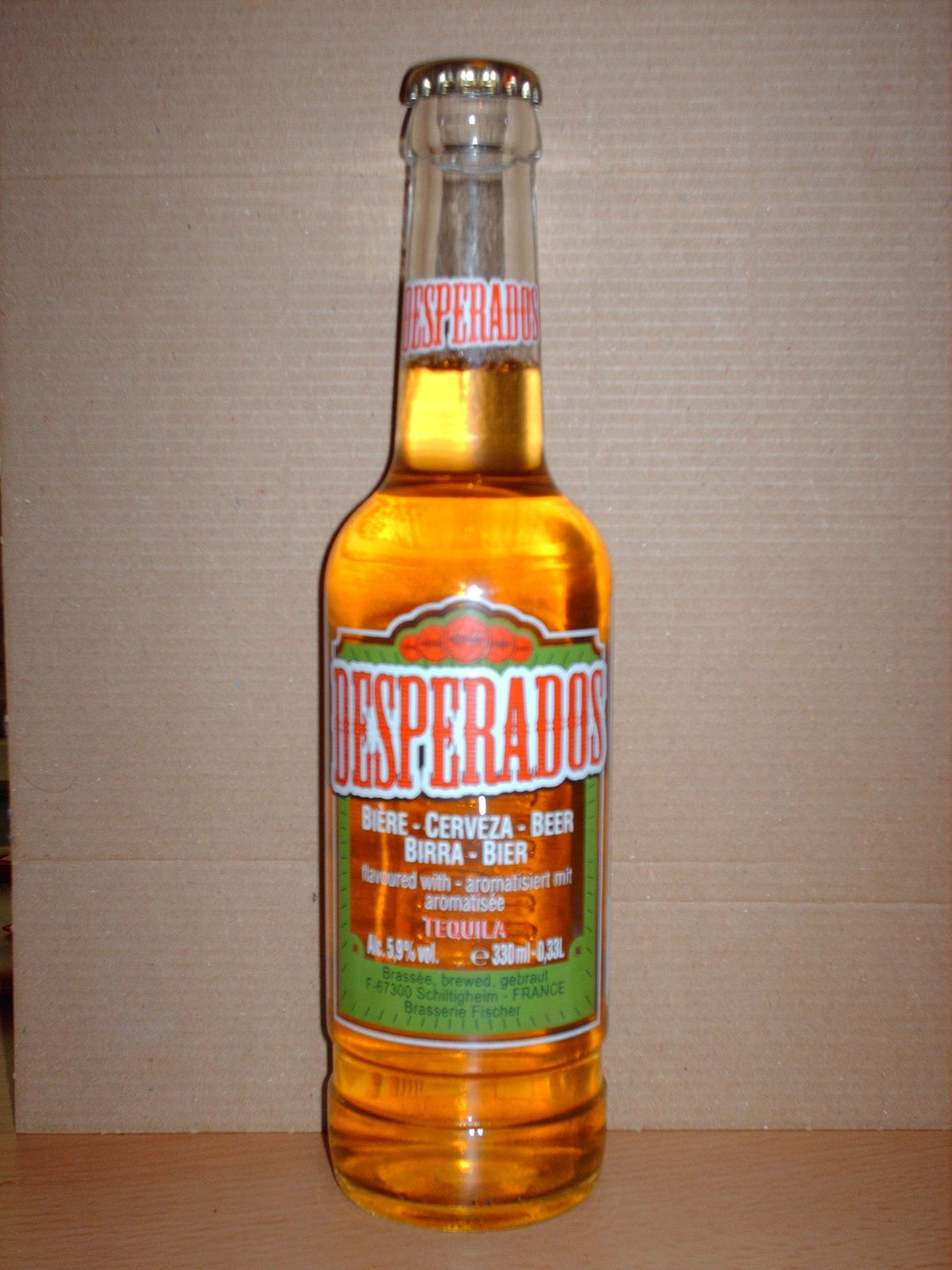 Desperados Beer Wikipedia
