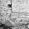 detail noord muur middenschip vlak boven de gewelven van de noorder zijbeuk. - beekbergen - 20029027 - rce