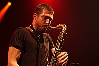 Deutsches Jazzfestival 2013 - Guillaume Perret and The Electric Epic - Guillaume Perret - 07.JPG